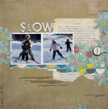 105 slow