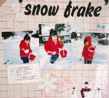 012 Snowfrake