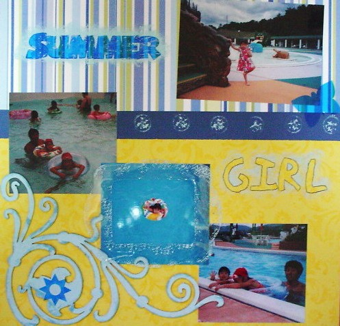 014 Summer_girl