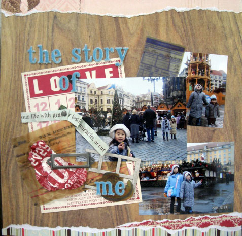 081 The story of me